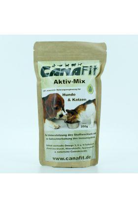 CanaFit Aktiv Mix für Hunde und Katzen
