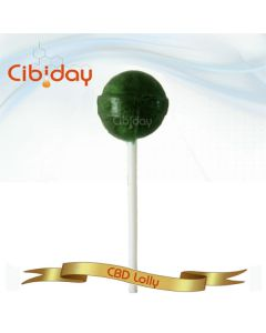 CBD Lolly 4mg CBD Erdbeer