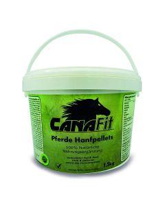 CanaFit Hanf-Pellets für Pferde