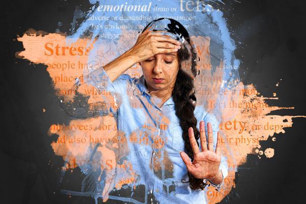 Stress bewältigen mit CBD