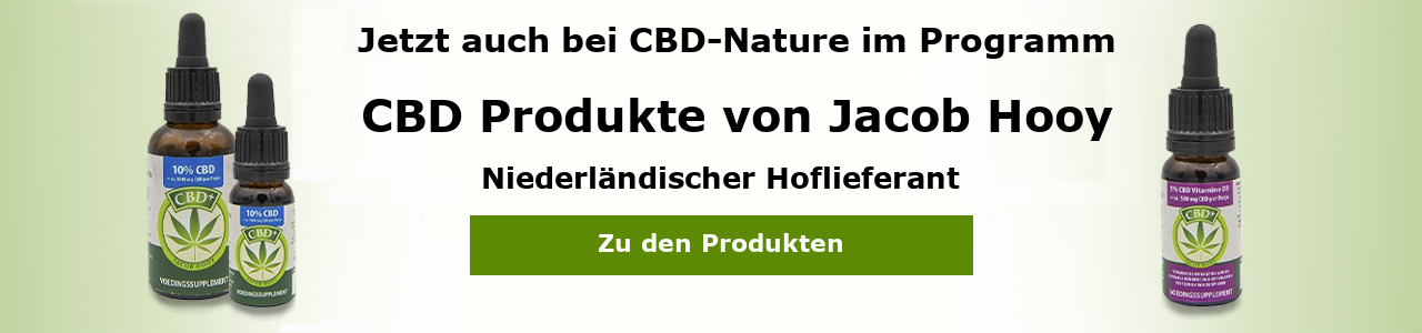 Jacob Hooy bei CBD Nature