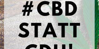 Stellungnahme bezüglich der behördlichen Maßnahmen gegen CBD Händler