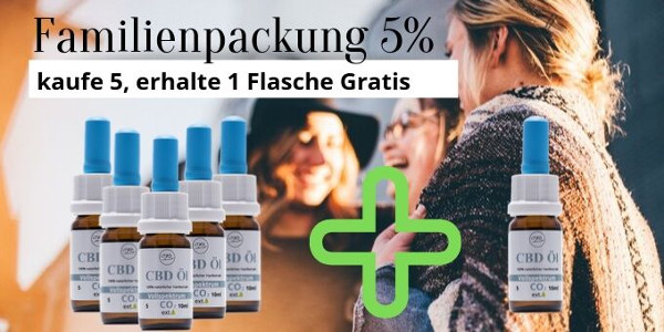 Supersparangebot 5 + 1 gratis